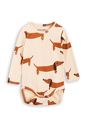 Dog LS body Beige
