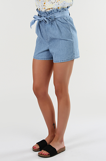 Vinetta Shorts Light blue denim