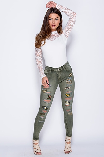 Albina Jeans Army