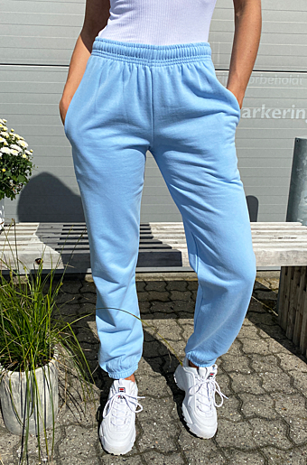 Megan Sweatpants Sky blue