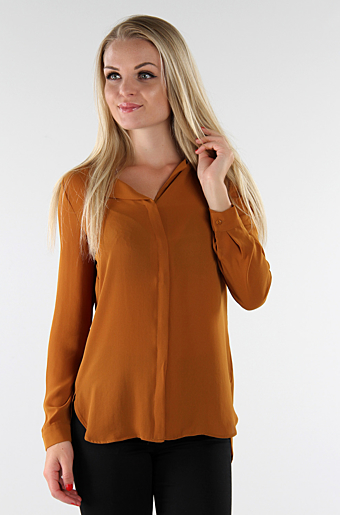 Vilucy Skjorte Bluse Cathay Spice