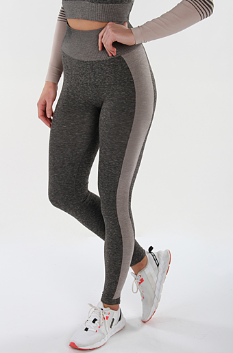 Lixy Seamless Leggings Medium grey
