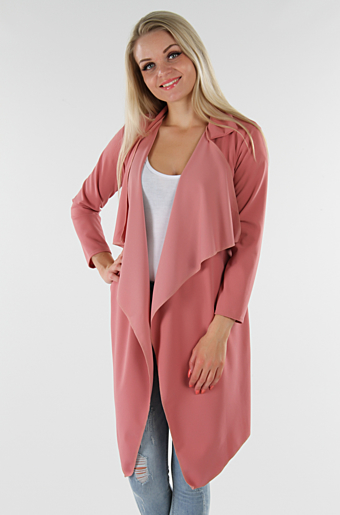 Frannie Cardigan Dusty pink