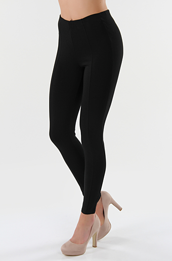 Vifellow Leggings Sort