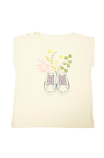 Shoes T-shirt Lysegul