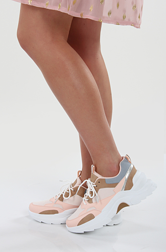 Molly Sneakers Rose