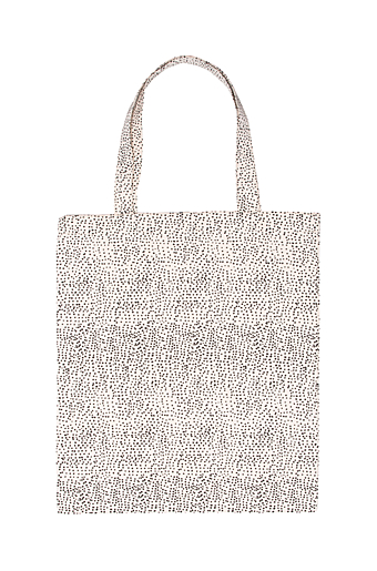 Aesthetic dots Shopper Desert