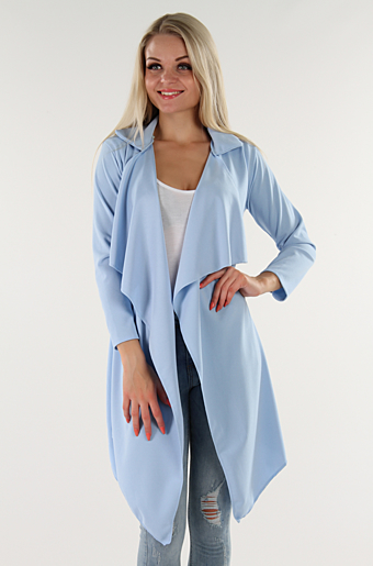 Frannie Cardigan Sky blue