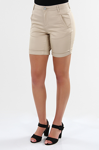 Vichino Shorts Camel