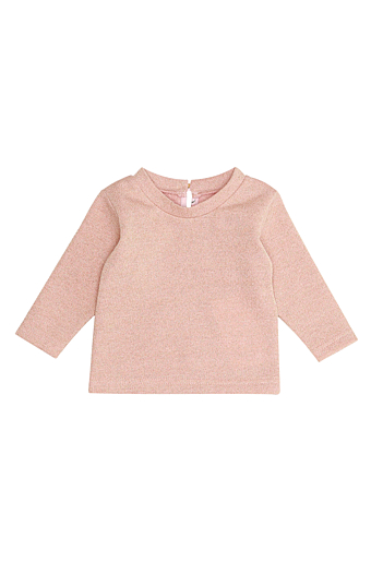 Baby Bluse Rose