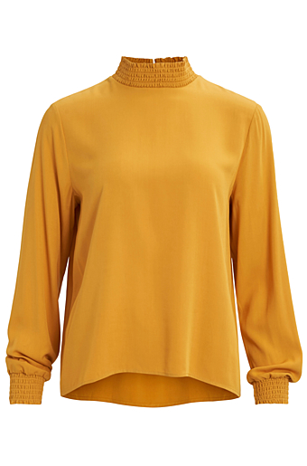 Vidania Smock Top Mineral Yellow