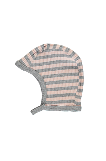 Babyhue Stripe Cameo rose
