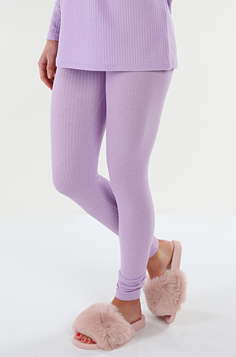 Ribbi Leggings Orchid Bloom