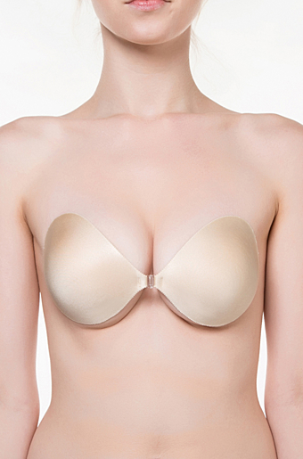 Nubra Seamless Push-up Nude