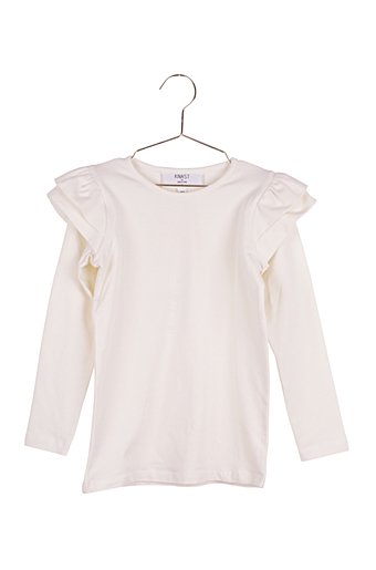 Wingsleeve Bluse Offwhite