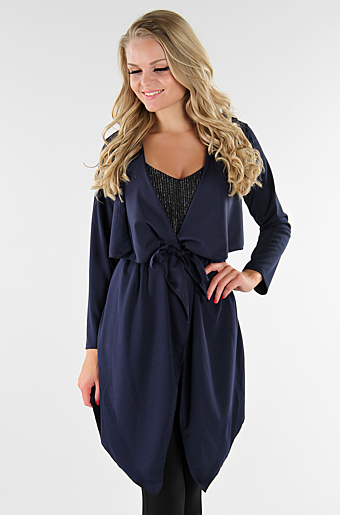 Frannie Cardigan Navy