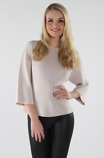 Vispectra Strik Top Peach