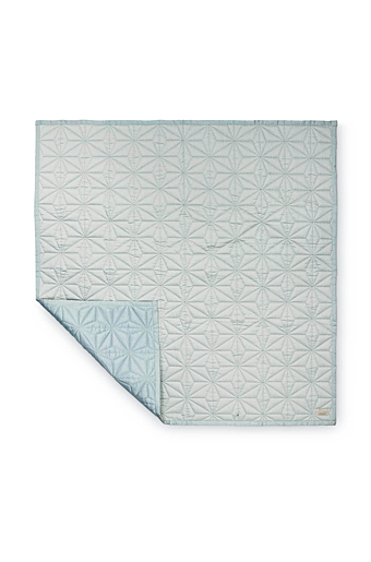 Baby Quilt Mint