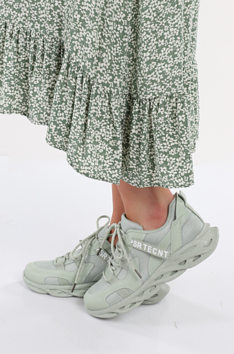 Madison Sneakers Light Green