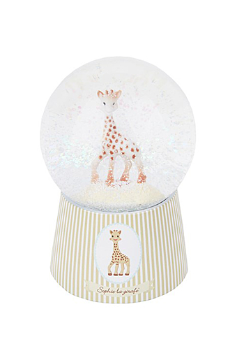 Snow Globe Stribe Music Sophie The Giraffe Stribet