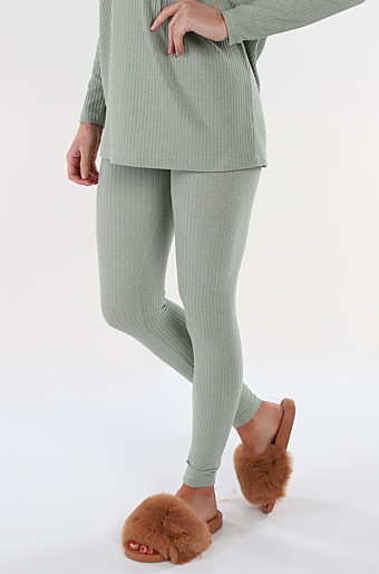 Ribbi Leggings Desert Sage