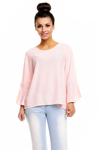 Pearl Bluse Rose