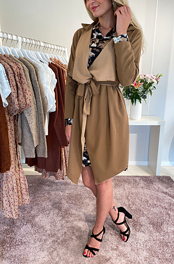 Annabelle Cardigan Brown