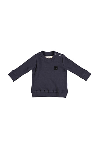 McEnroe Baby sweat Dark washed
