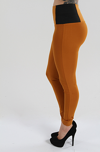 Genera Leggings Curry