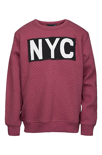 NYC Bluse Rouge