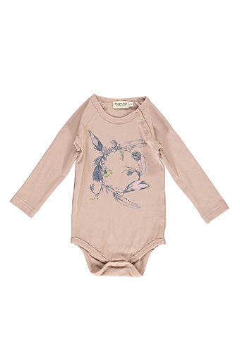 Feathers Bodil Body Dusty Rose