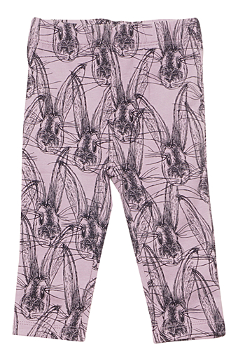 Rabbit Baby Leggings Lavendel