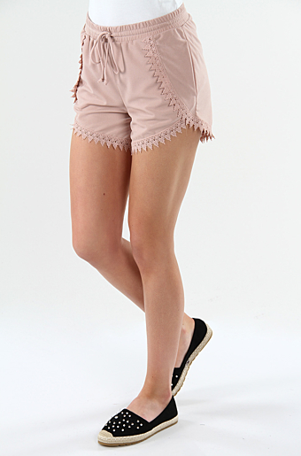Viboudoir Shorts Adobe rose