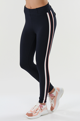 Viodina Leggings Navy