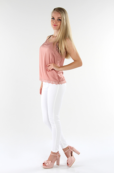Vicava Top Ash Rose