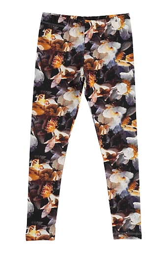 Blomster Leggings Flower