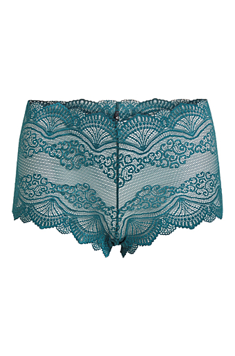 Videlicious Shortie Deep teal