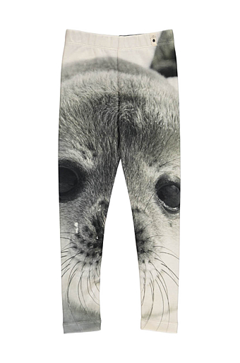 Leggings Seal Creme