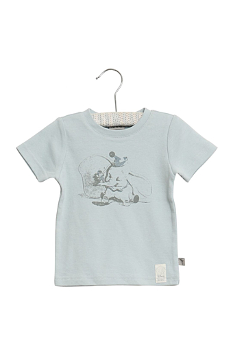 T-shirt Dumbo Soft blue