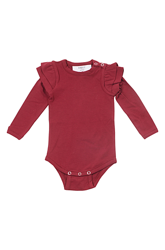 Wingsleeve Body Bordeaux