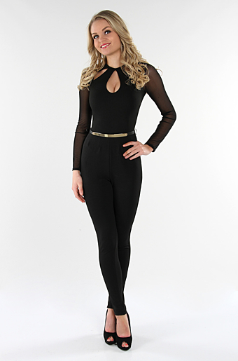 Tyra Jumpsuit Sort