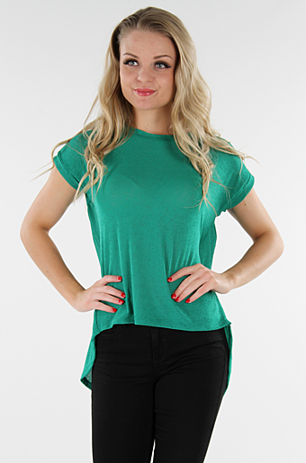 Vifade T-shirt Pepper Green