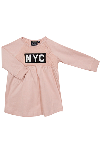NYC Kjole Cameo rose