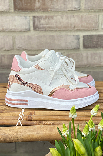 Avery Sneakers Pink