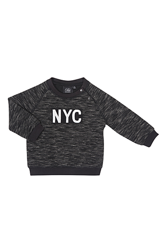 NYC Bluse Sort