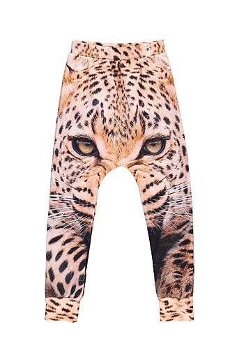 Baggy Leggings Leopard Leopard