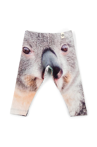 Koala Leggings Grå