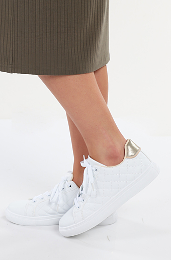 Bethany Sneakers Gold