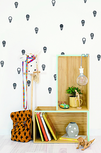Wallstickers Balloons Sort