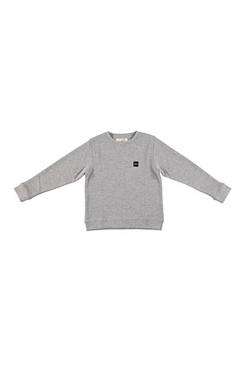 McEnroe Sweat Melange grey